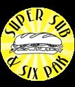 Super Sub and Six Pak Logo